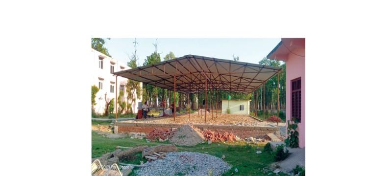 महाकाली अस्पतालको भवन तोकिएको अवधिमा निर्माण हुन सकेन