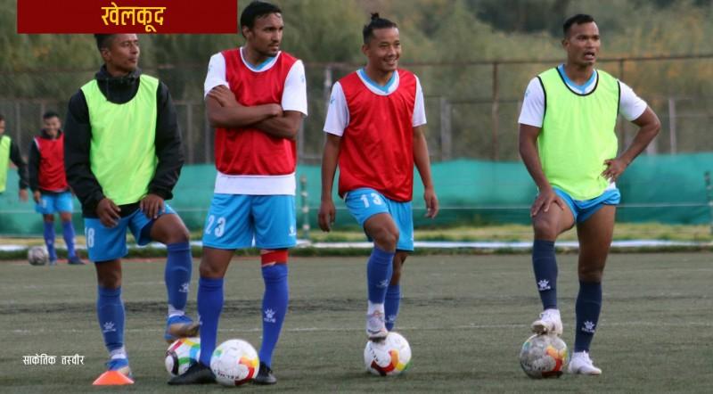 कोरोनाभाइरसको कारण नेपाल र इङ्ग्ल्याण्डबीचको खेल स्थगित