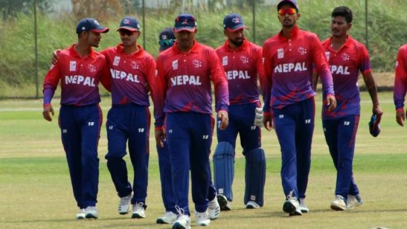 एशिया ईस्टर्न रीजन टी२० क्रिकेट: नेपालको पहिलो विजय, थाईल्यान्ड पराजित