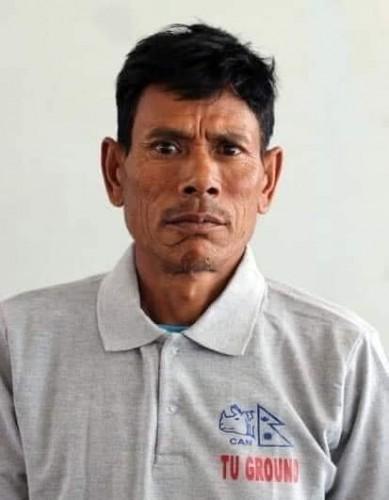 कीर्तिपुर क्रिकेट मैदानका कर्मचारी तामाङको निधन